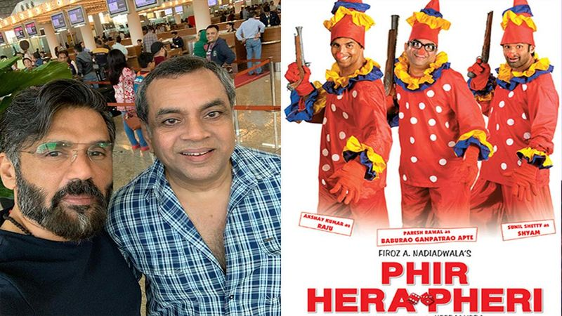 Hera Pheri Completes 21 Years: Suniel Shetty Says, 'What A Film We Made'; Paresh Rawal Never Imagined It Would Be 'Such A Hit'