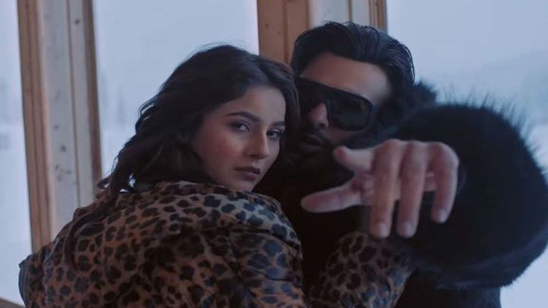 Shehnaaz Gill Mesmerizes Her Fans With Her Charm, While Badshah Maintains The Cool Quotient In Their New Video Fly