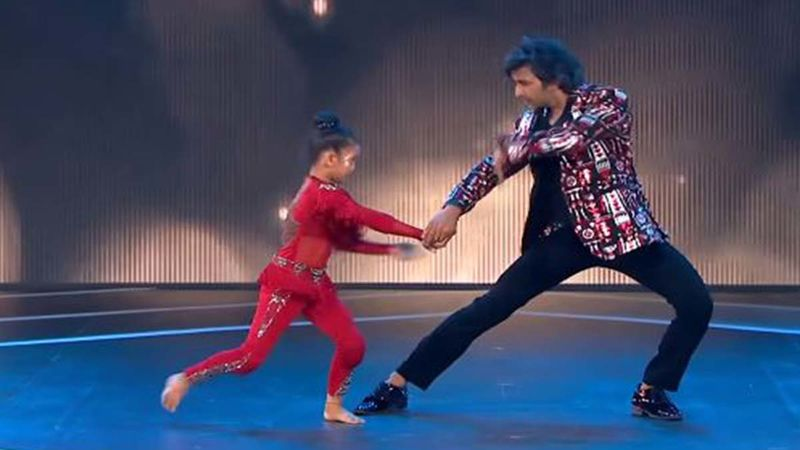Super Dancer 4: Guest Judge Terence Lewis Is Compelled To Hit The Stage After Watching A Mesmerizing Dance Act By Sprihaa Kashyap