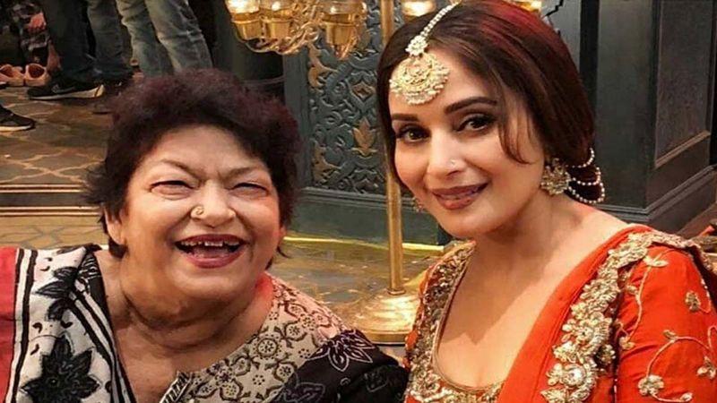 Dance Deewane 3: Madhuri Dixit Gets Emotional Remembering Late Choreographer Saroj Khan; Says, 'She Gave Her Strength On The Movie Sets'