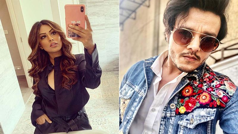 Nia Sharma Requests Aniruddh Dave To 'Fight Hard' Against Coronavirus; 'Your Lil One Needs You The Most'