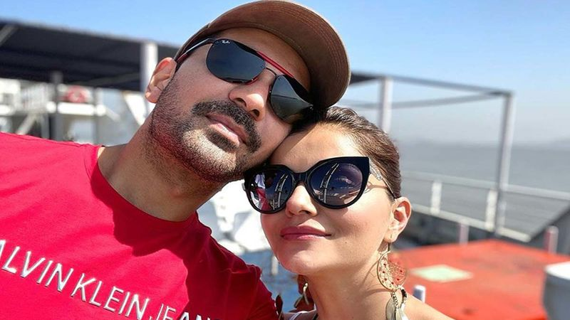 Bigg Boss 14 Winner Rubina Dilaik Is Majorly Missing Her Husband Abhinav Shukla; Wants To Hug Him Right Away- Watch Video