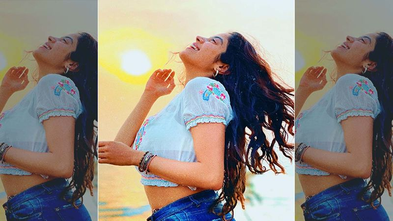 Janhvi Kapoor Shares Throwback Pics From Her 'Wildflower Wildfire' Vacation