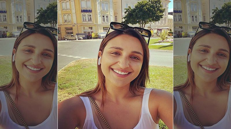 Parineeti Chopra Gets Teary-Eyed As She Relishes Indian Food After Months In Foreign Land