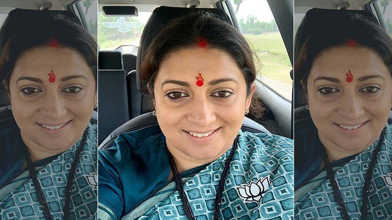 Kyunki Saas Bhi Kabhi Bahu Thi Completes 21 Years, Smriti Irani Shares A Video That Will Take You Back In Time