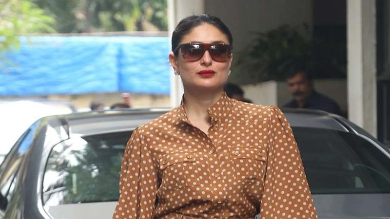 Kareena Kapoor Khan Is Still In Her Vacation Mode; Actress Confesses She's Missing The Beach Whilst Waiting For Her Yoga Session-See Pic
