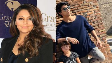 Gauri Khan Prays For Aryan Khan's release, Gives Up Sweets As A Part Of Her 'Mannat' During Navratri-REPORT