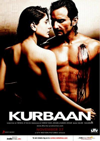 kurbaan poster