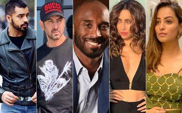 RIP Kobe Bryant: TV Celebs Gautam Gulati, Ronit Roy, VJ Anusha, Anita Hassanandani Mourn The Legends Death