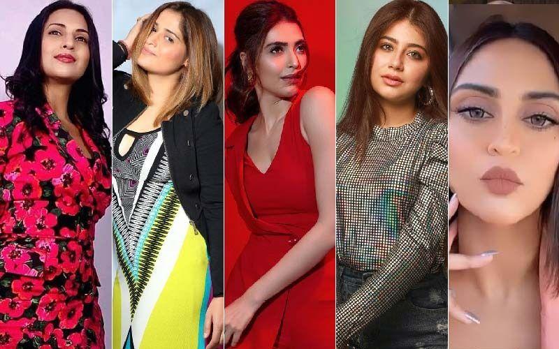 Hottest TV Actresses On Insta Today: Divyanka Tripathi, Arti Singh, Karishma Tanna, Aditi Bhatia And Krystle D'Souza