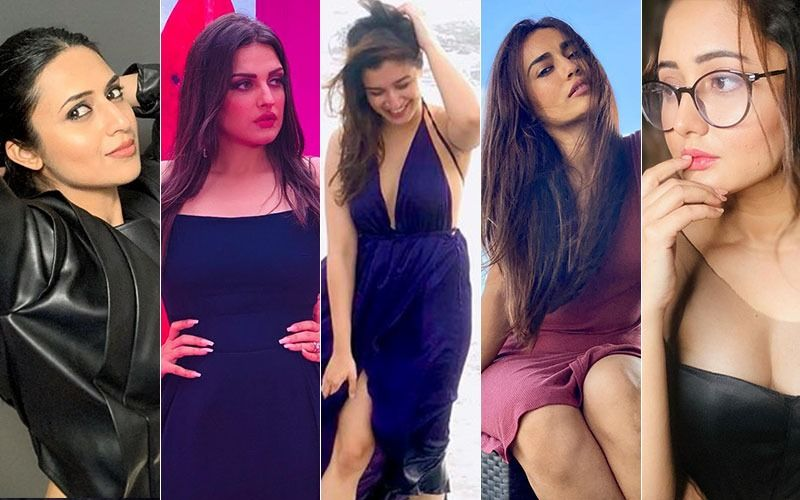 Hottest TV Actresses On Instagram This Week: Divyanka Tripathi, Himanshi Khurana, Shefali Bagga, Surbhi Jyoti and Rashami Desai