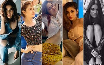 Hottest TV Actresses On Instagram This Week: Karishma Tanna, Yuvika Chaudhary, Sanjeeda Shaikh, Mouni Roy and Nia Sharma