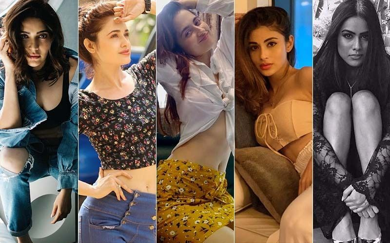 Hottest TV Actresses On Instagram This Week: Karishma Tanna, Yuvika Chaudhary, Sanjeeda Shaikh, Mouni Roy and Nia Sharma