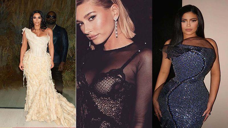 Oscar 2020  Vanity Fair After-Party: Kylie Jenner, Jessica Alba, Kim Kardashian, Hailey Baldwin And Other Best-Dressed Stars