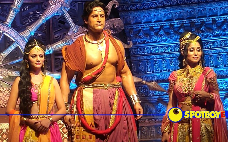 Meet the new cast of Chakravartin Ashoka Samrat