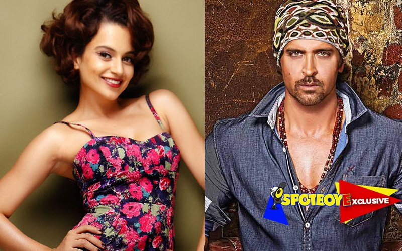 When Kangana couldn't wait to see Hrithik