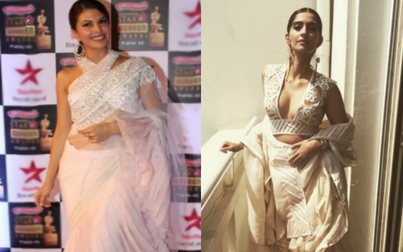 Who wore it better - Jacqueline or Sonam?
