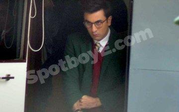Ranbir Kapoor Back In Work Mode; Resumes Shooting For Jagga Jasoos