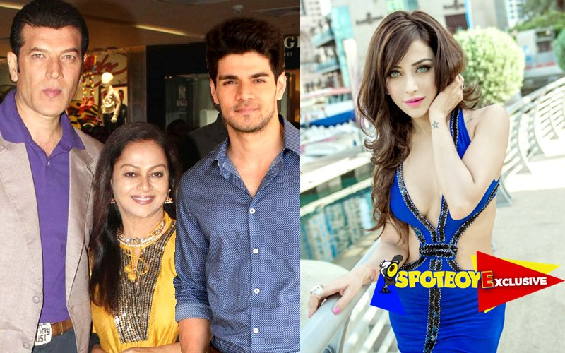Pancholis join Angela Krislinzki, Sooraj to play a cameo