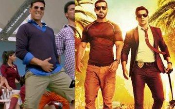 VIDEO: Desi Boyz again for Akshay, Khiladi Kumar's gay entry in Dishoom is a riot
