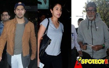 More Bollywood stars fly back