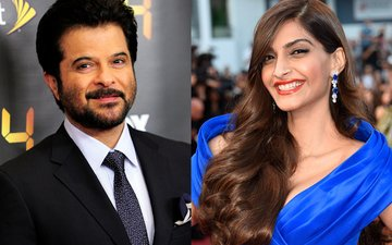 Anil Kapoor wishes Sonam 'All The Best' for Cannes