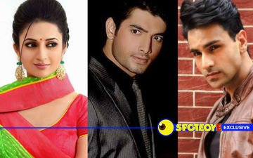 Ssharad sandwiched between Divyanka and Vivek