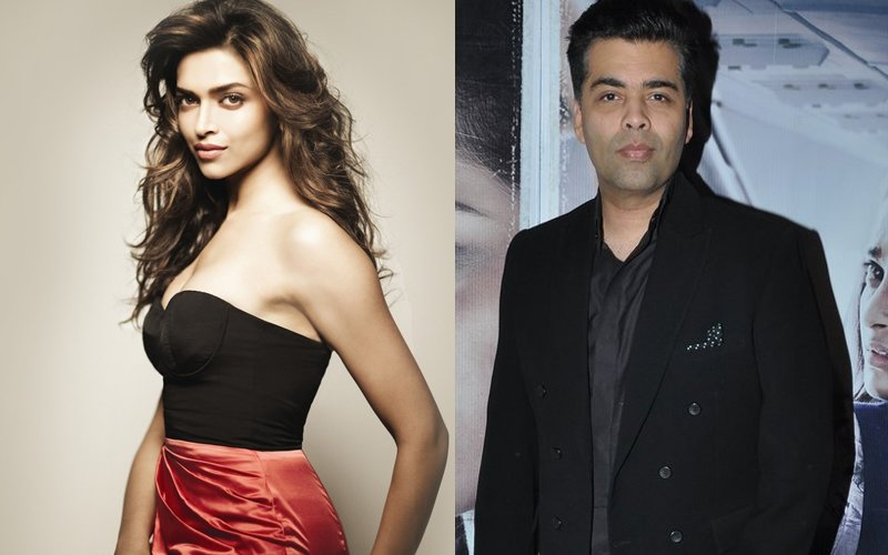 Deepika applauds KJo's admission about his clinical depression