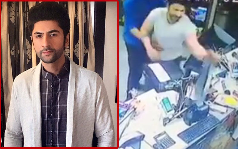 6 Masked Men Attack Ghaziabad Convenience Store; TV Actor Aansh Suspected To Be One Of The Assailants