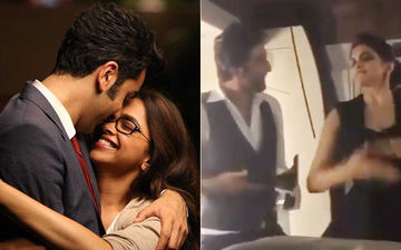 #6YearsOfYehJawaaniHaiDeewani:  Ranbir Kapoor-Deepika Padukone Recreate Balam Pichkari And We're Already Craving For A Sequel