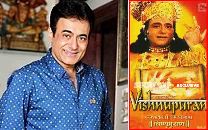 After Mahabharat, Nitish Bhardwaj's Vishnu Puran To Be Re-Telecast- EXCLUSIVE