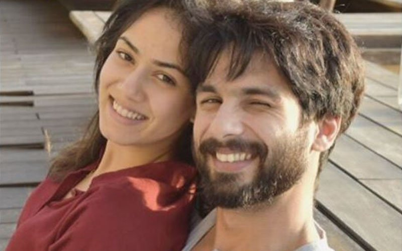 Shahid Kapoor Reveals His Daughter's Name
