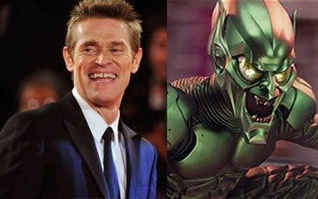 Willem Dafoe signed up for Justice League movies?