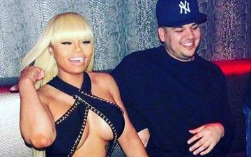 Blac Chyna's mother bans Kardashian family from Blac–Rob's wedding