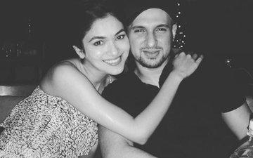 TV Actress Ridhima Pandit Dating Hrithik Roshan's Cousin?