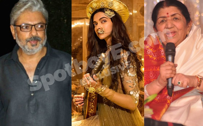 Bhansali trying to rope in Lata Mangeshkar for Padmavati