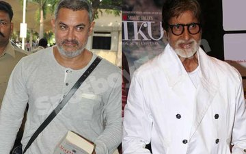 Aamir Reveals The Title Of His Next With Big B