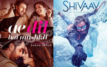 Team Ae Dil Hai Mushkil Wants Equal Number Of Screens For Shivaay!