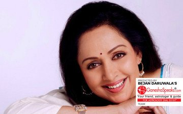 Ganesha Predicts: A Rocky Path Ahead For Hema Malini