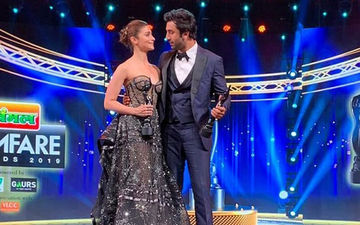 64TH Filmfare Awards 2019 Winners List: Lovebirds Alia Bhatt And Ranbir Kapoor Dance Their Way Home With The Black Lady
