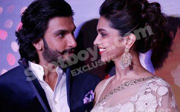 When Ranveer And Deepika Could Not Match Their Heads And Shoulders