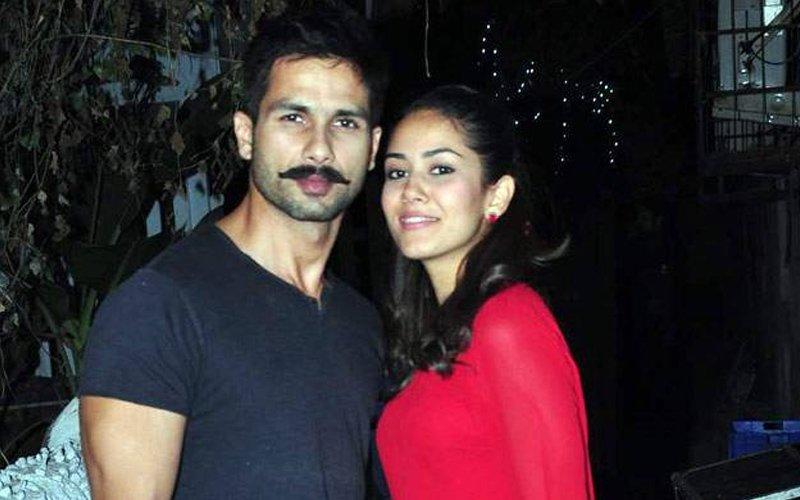 Shahid's Wife Mira Lands Up On Rangoon Set