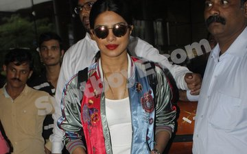 You'd want Priyanka's colourful jacket for yourself