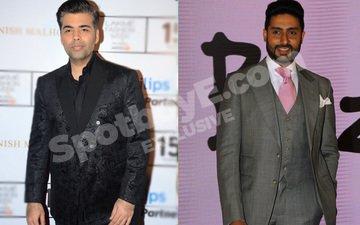 BUZZ: Karan Johar planning a film with Abhishek Bachchan