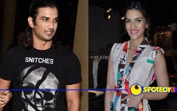 Sushant-Kriti's Raabta goes on floors