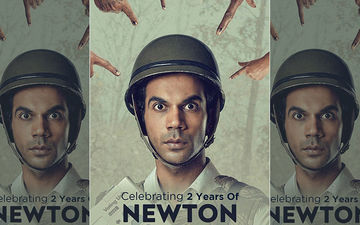 2 Years Of Newton: Rajkummar Rao Thanks The Team And Calls It The Most Special Film Of His Life