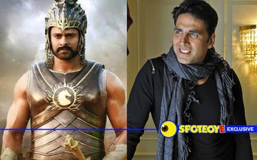 Bahubali writer planning a film with Akshay Kumar