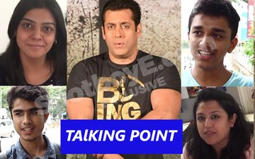 In Video: Janta divided over Salman's 'Raped Woman' comment