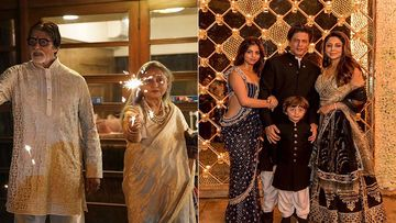 Diwali 2019: Amitabh Bachchan To Shah Rukh Khan; Throwback To The Biggest Diwali Parties Of Bollywood