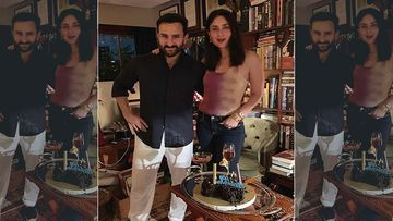 Saif Ali Khan Is 'Not Jealous' Of Wife Kareena Kapoor's Success, Says 'I Don't Compete Or Feel Bad About It'